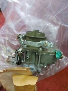 NOS in box Carter Carburettor 60-66 Chrysler/Valiant/Dodge Single Barrel