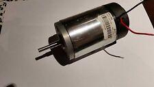 Motor DC 26,5V 0,4A   24V  3300U/min, auch als Generator,  Permanentmagnetmotor