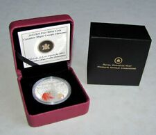 Canadian Mint - Canadian Maple Canopy (Autumn) - Mintage: 7500 Silver Coin 2013