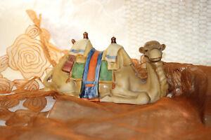 "NEUw. Goebel -  #46 839 09  "" Kamel liegend "" Figur der Hummel Krippe"