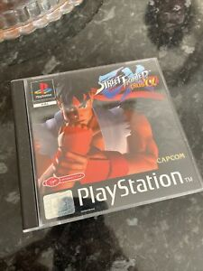 Street Fighter Ex Plus a Alpha Sony PlayStation One PS1