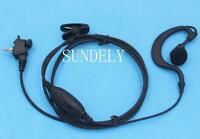 G Shape Earpiece Headset for Motorola MTH600 MTH650 MTH800 MTH850 MTP850 MTS850