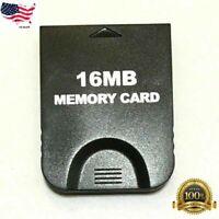 New 16MB (251 Blocks) Memory Card for Nintendo Gamecube & Wii
