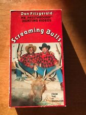"Dan Fitzgerald and Bob Foulkrod ""Screaming Bulls"" Hunting Vhs!"