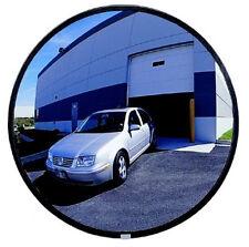 "18"" convex mirror, Indoor Glass Security Mirror & Mounting Bracket N18 NIB"