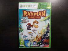 XBox 360  Rayman Origins  PAL  Neuf sous Blister   Vers. Fr