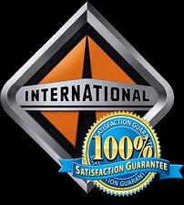 NAVISTAR INTERNATIONAL REPAIR SERVICE & DIAGNOSTIC MANUAL  ** LATEST REVISION **