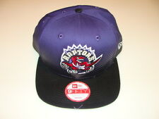Toronto Raptors New Era Hat Cap Football NFL Snapback 9FIFTY Line Fade OSFM