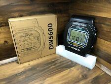 Casio G-shock Dw-5600 Rare Wall Clock LTD Very Hard
