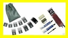 OSTER 76 COMBO pro hair clipper w/ 2 BLADES+10 pc combs