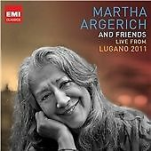 Martha Argerich and Friends: Live from Lugano 2011 (2012)
