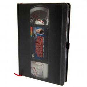 Stranger Things Premium Notebook VHS S1 Official Merchandise
