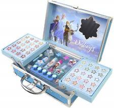 Disney girls toys frozen makeup toy set kids makeup frozen non-toxic