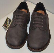 Men's Ecco Turn Gore-Tex Waterproof Plain Toe Tie Mocha US size 6-6.5 EU size 40