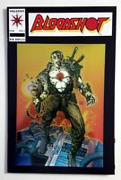 Bloodshot #1 • Valiant Comics 1993 •  NM • Unread• Chrome Cover • 📽 New Movie
