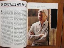 1966 TV Guide(PETER GRAVES/LEIGH CHAPMAN/THE MAN FROM UNCLE/SUPERMARKET SWEEP