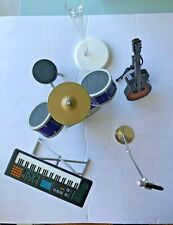 Justin Bieber Rockin Tour Bus Replacement Pieces Playset Doll