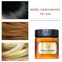 PURC 120ml Magical Keratin Hair Treatment Mask 5 Seconds Repairs Damage Hair New