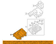 GM OEM Electrical-Lower Cover 22744449