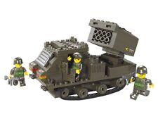 ROCKET ARTILLERY AC 9K58 SMERCH BM-30 * 224 pcs * COMPATIBLE BRICKS ARMY