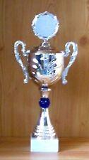 1 Wanderpokal Henkelpokal Imposant 34 cm mit Emblem (Pokal Pokale Sport Gravur)