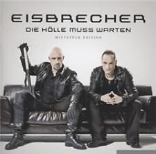 CD DVD Album Die Hölle muss warten Miststück Edition von Eisbrecher NEUWARE FOLI
