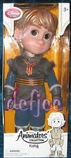 "Disney Designer Animators'' Collection 16"" Toddler Doll Frozen Kristoff New !"