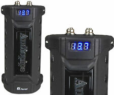 Acap6000 Audiopipe 6 Fared Capacitor Vdc: 20V Max 24V Surge