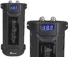 New listing Acap6000 Audiopipe 6 Fared Capacitor Vdc: 20V Max 24V Surge