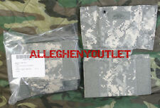 Lot of 2 US Military PVS-14 Molle ACU GPS Pouch & Insert Pocket NIB