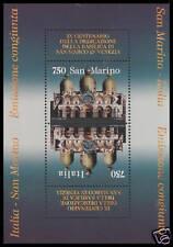 1994 Basilica di San Marco - RSM+Italia - foglietto