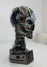 COOL 1:1 Terminator Salvation T3 T-X Skull Bust Eye Shine Polyresin Replica