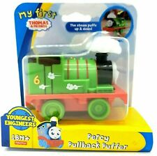 Percy Pullback Puffer My First Thomas And Friends Fisher Price 18 Months Plus