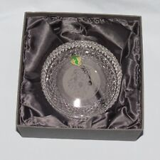 WATERFORD Crystal AUSTRALIANA FLORAL COLLECTION STURTS DESERT PEA Ltd Ed in Box
