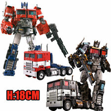 Transformers Optimus Prime Siege ss38 Red Black Dark Action Figure Child Toy