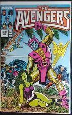 Avengers Vol. 1, #278; Grading: NM-