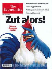 The Economist Magazin, Heft 16/2017: Zut alors! +++ wie neu +++