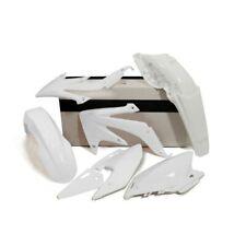 Honda CRF 450X 2008-2017 Rtech Racetech Plastics Kit - White 75-K415