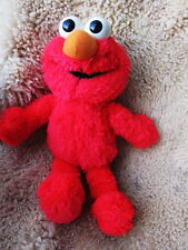 "14"" in Electronic Sesame Street Elmo Plush Doll figure"