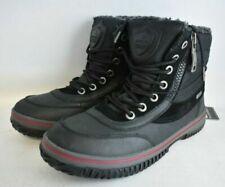 SNOWSLIDE Size 8 - Black Waterproof Gearson Boot