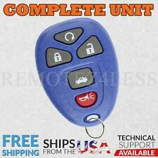 Keyless Entry Remote for 2007 2008 2009 2010 Pontiac G5 Car Key Fob Blue