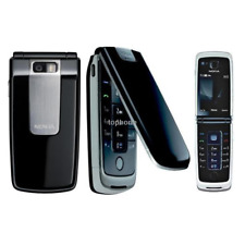 Nokia 6600 Original Fold Black Unlocked 2.0MP Camera Flip Music Mobile Phone