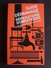 Guide du dépannage et des réparations domestiques