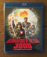 Exterminators of the Year 3000 (Blu-ray Disc, 2015)