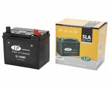 Batterie 12V 24aH LANDPORT U1-R9MF Rasenmäher, Rasentraktor, Aufsitzmäher