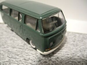 VW VOLKSWAGEN PROMO MODEL RARE CURSOR T2 WINDOW VAN 1:40 SCALE 1967 MINT NO BOX