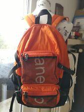 Anello Rucksack mit ganz vielen Taschen in Orange Hingucker!