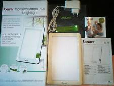 BEURER TL30 LED Tageslichtlampe 20 x 12 cm Lichttherapie 10.000 LUX NEU OVP