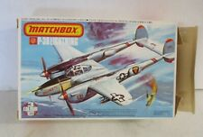 Matchbox 1:72 P-38 Lightning