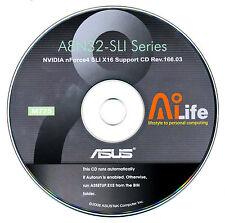 ASUS A8N32-SLI  Motherboard Drivers Install  M775